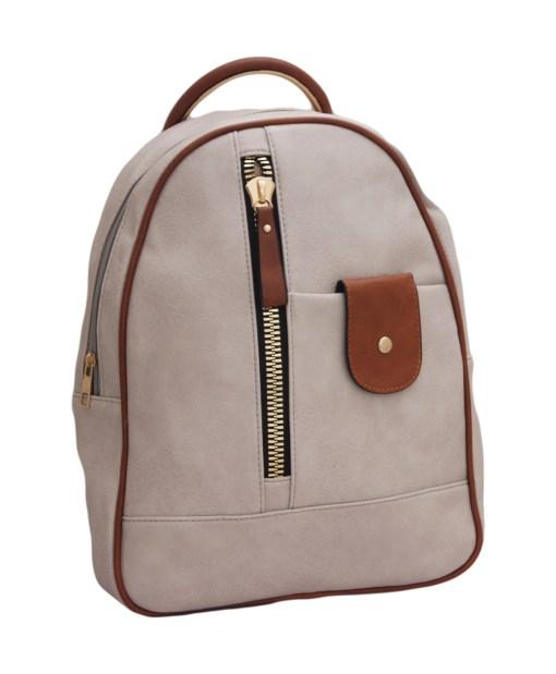 Дамска чанта 002-691-41 цвят сив