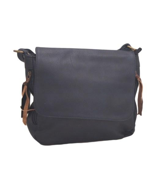 Дамска чанта 002-690-65 цвят син