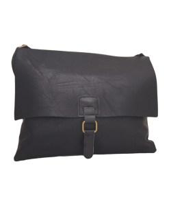 Дамска чанта 002-690-5 цвят черен