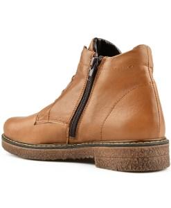 Дамски обувки естествена кожа 08-177-2 цвят кафяв