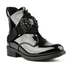 Дамски боти 08-90 цвят черен