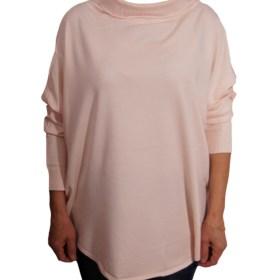 Дамска блуза XL 01-093-9цвят розов