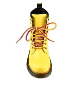 Дамски боти 08-90-7 цвят жълт
