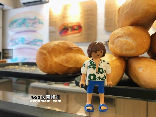 《Bánh Mì 362 》沒吃過法國麵包,怎麼算來過越南?!連小孩都很愛❤((素食餐))