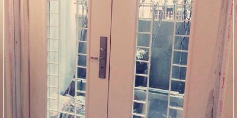 【小猴媽❤裝潢】一個家的門面◎國堡門《Blog365-44》
