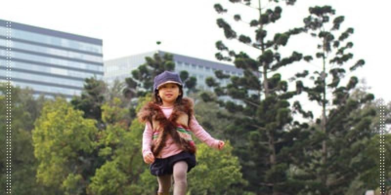 ﹝3Y7M3D﹞大餐前的小散步@榮星花園