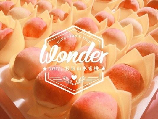 吃水蜜桃的季節來了㊣桃園拉拉山的水蜜桃怎麼挑?!報吼哩災➲2017拉拉山水蜜桃行銷記者會第一手報導