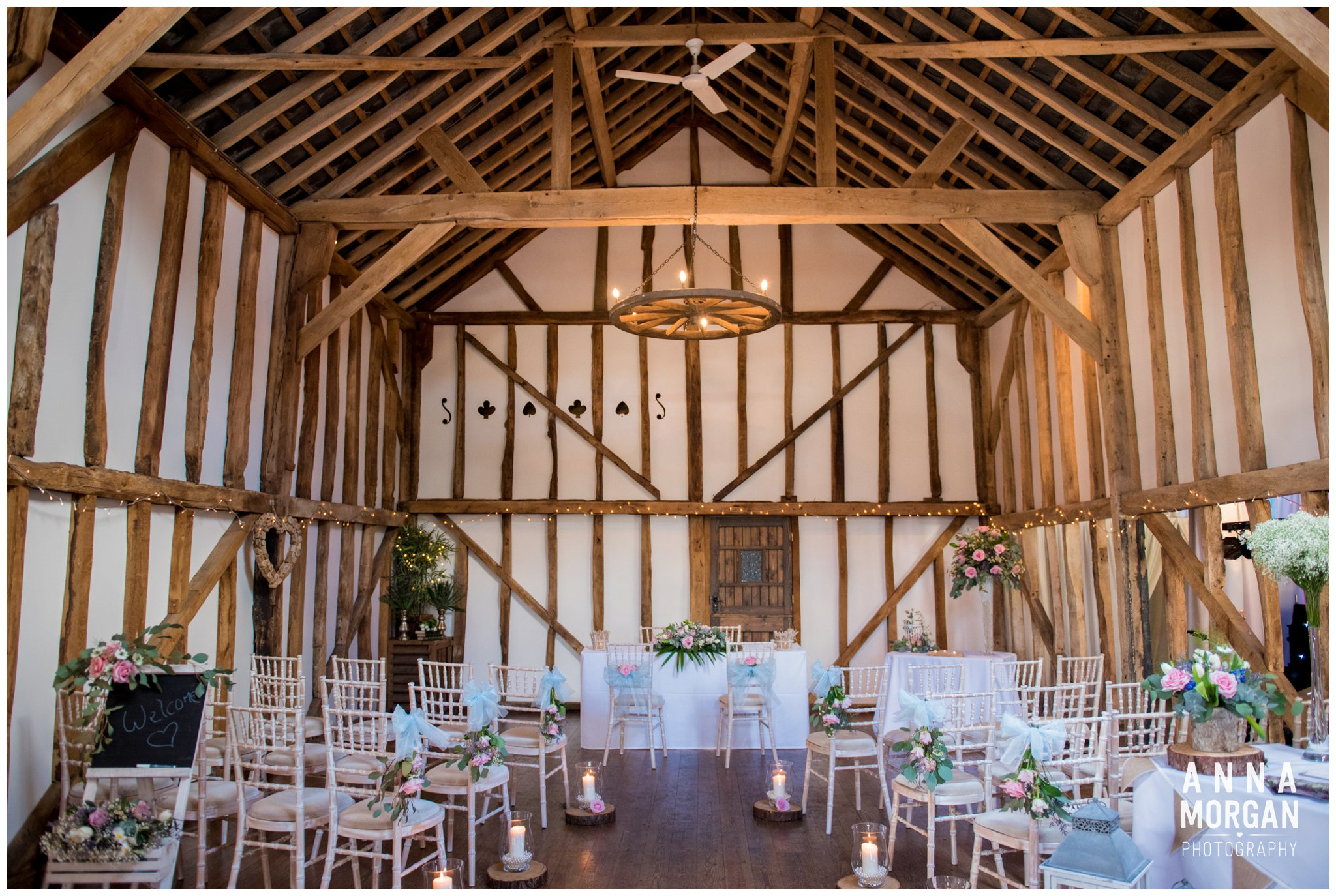 Pitt Hall Barn 2016 Spring Open Day  Hampshire Wedding