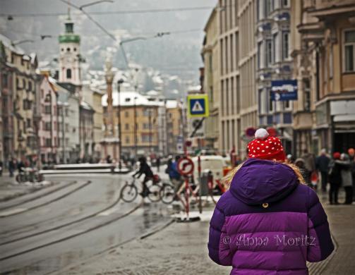 Maria Theresien street, Innsbruck