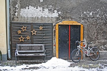house facade , Hall in Tirol
