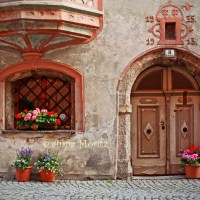 Hall in Tirol - streets, lanes and houses - Part I