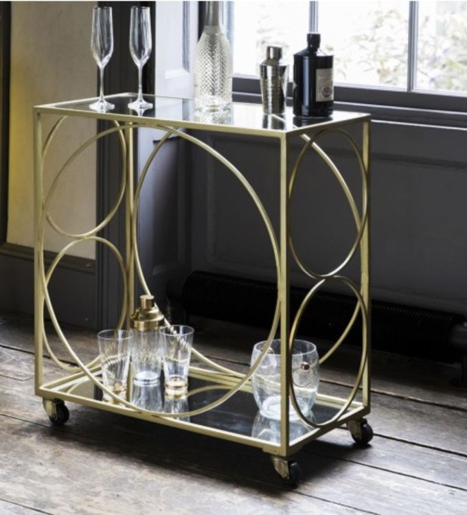 Atkin & Thyme LouLou Bar Trolley
