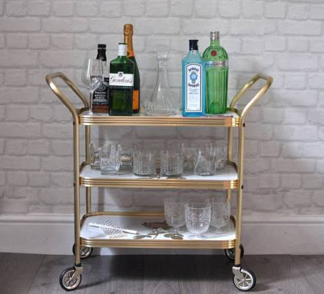 Etsy Drinks Trolley