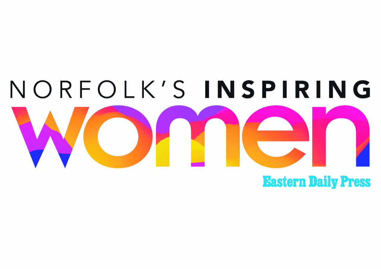Norfolk's Inspiring Women logo