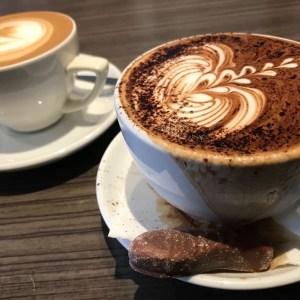Zwei Kaffees