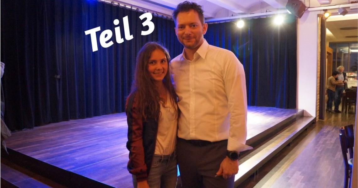 Gereon Jörn und Anna Neubauer