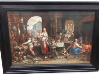 Joachim Wtewael, The Great Feast (1605)