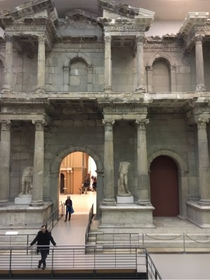 Market Gate from Miletus (the largest archeological find reconstructed in a museum)