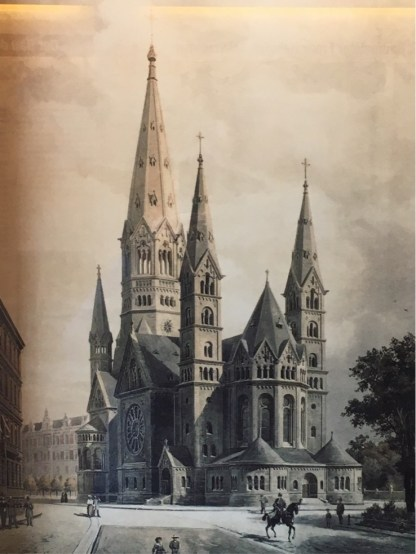 Kaiser Wilhelm Memorial Church, 1906