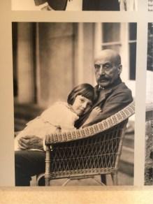 Max Liebermann and his Grandaughter
