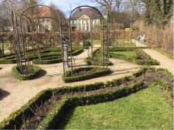 Lieberman Villa - from the rose garden