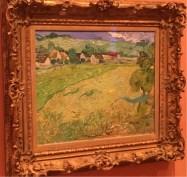 """Vincent Van Gogh, """"Les Vessenots"""" in Auvers, 1890"""