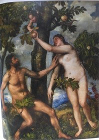 Titian, Adam and Eve, c. 1550.