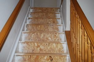 Stairs Annandale Floor Finisher   Refinishing Builder Grade Stairs   Diy   Basement Stairs   Staircase Makeover   Flooring   Carpeted Stairs