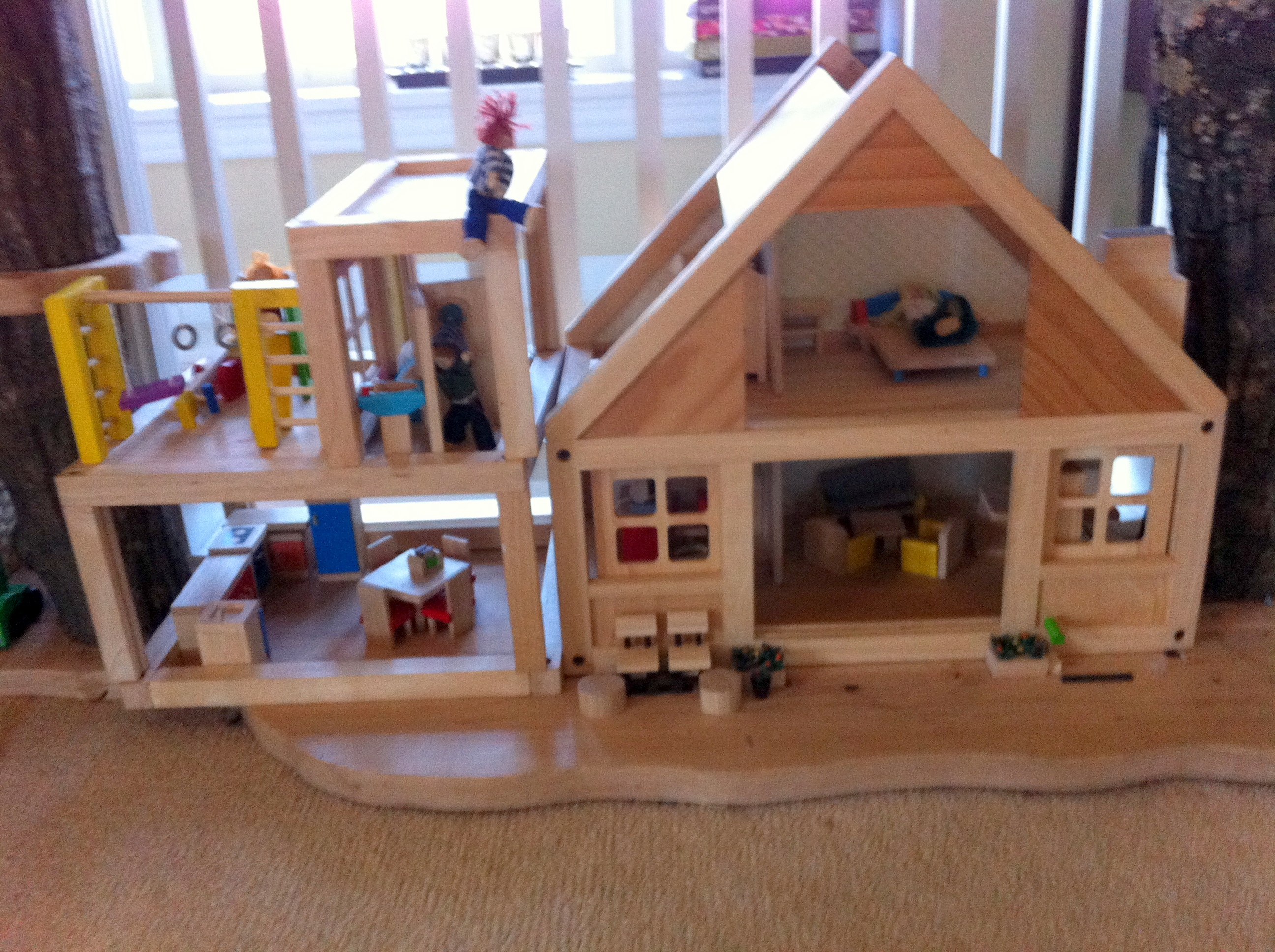Build Plan Toys Dollhouse Furniture DIY diy wood kitchen table  sore79vcn