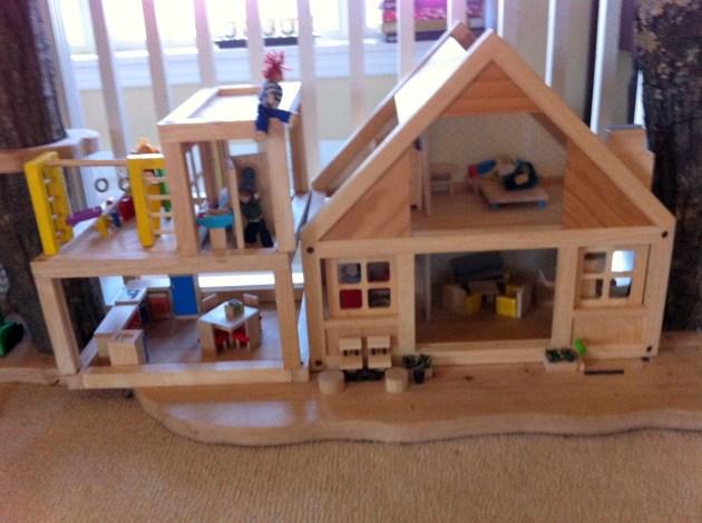 Build Plan Toys Dollhouse Furniture Diy Diy Wood Kitchen