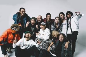 """""""AI Densetsu Night ✨ Esta sesión de fotos para un periódico gratuito se convirtió en una sesión de fotos milagrosa 👑 Fue un placer grabar con estos artistas llenos de personalidad, rodeando a AI 💫😎💫 Es porque AI cuida de todo el mundo y siempre es tan cariñosa, que la gente se reúne a su alrededor 🌟 Estoy feliz de poder tomar parte en ésto 💗"""""""