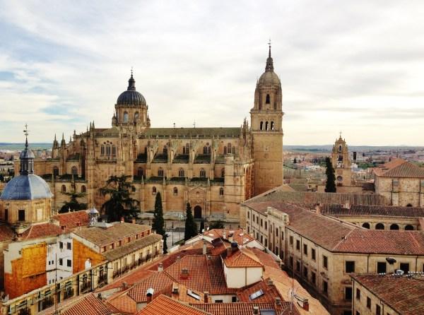 Salamanca Spain Anna Coci