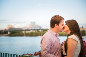 City Brisbane Engagement Photographer Anna Osetroff