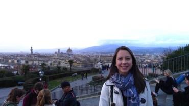 Piazzale Michelangelo lookout