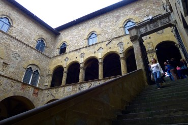 Inside Bargello