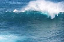 Breaking waves // Vagues déferlantes