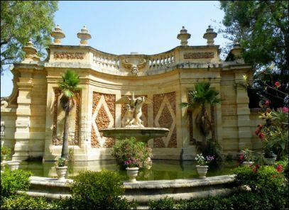 zahrada sv. Antonína