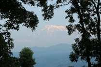 annapurna mountain view