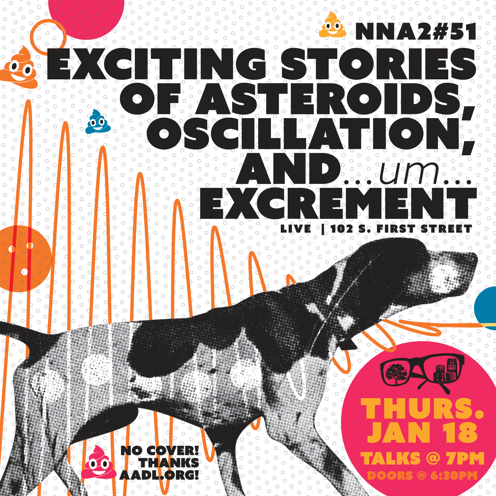 NNA2 #51: Exciting Stories of Asteroids, Oscillation, and
