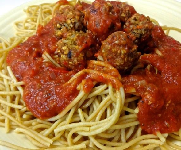 Spaghetti and Non-Meatballs