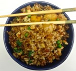 Pineapple Fried Rice 2