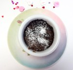 Chocolate Cherry Pudding Cakes 2