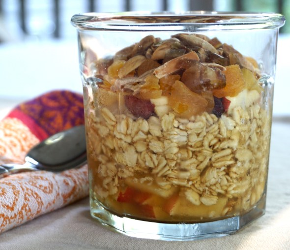 Overnight Morning Oats