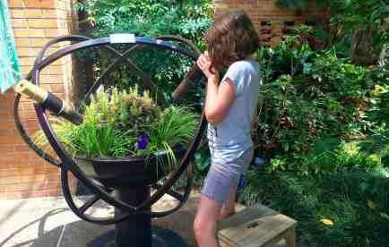 Matthaei Botanical Garden - Conservatory - Kaleidoscope