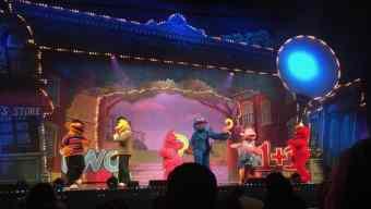 Sesame Street Live - The Number 2