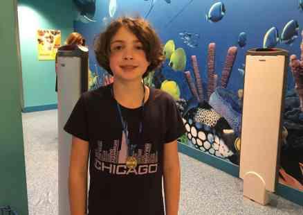 Sea Life Michigan Aquarium - Reward