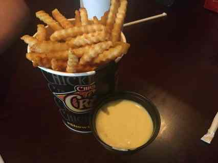 Cedar Point - Wednesday Activity Review - Chickie & Pete's Crab Fries