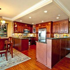 Remodeled Kitchen Black Table Sets Tuscan Remodel San Diego Interior Design Anna Rode Designs Banker S Hill