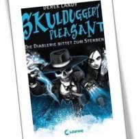 Skulduggery Pleasant 3