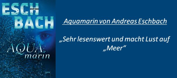 Aquamarin - Rezension